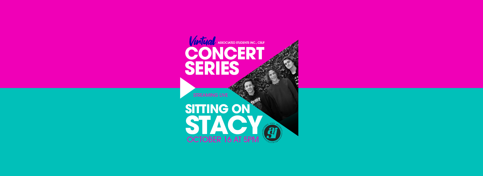 Virtual Concert – Sitting on Stacy