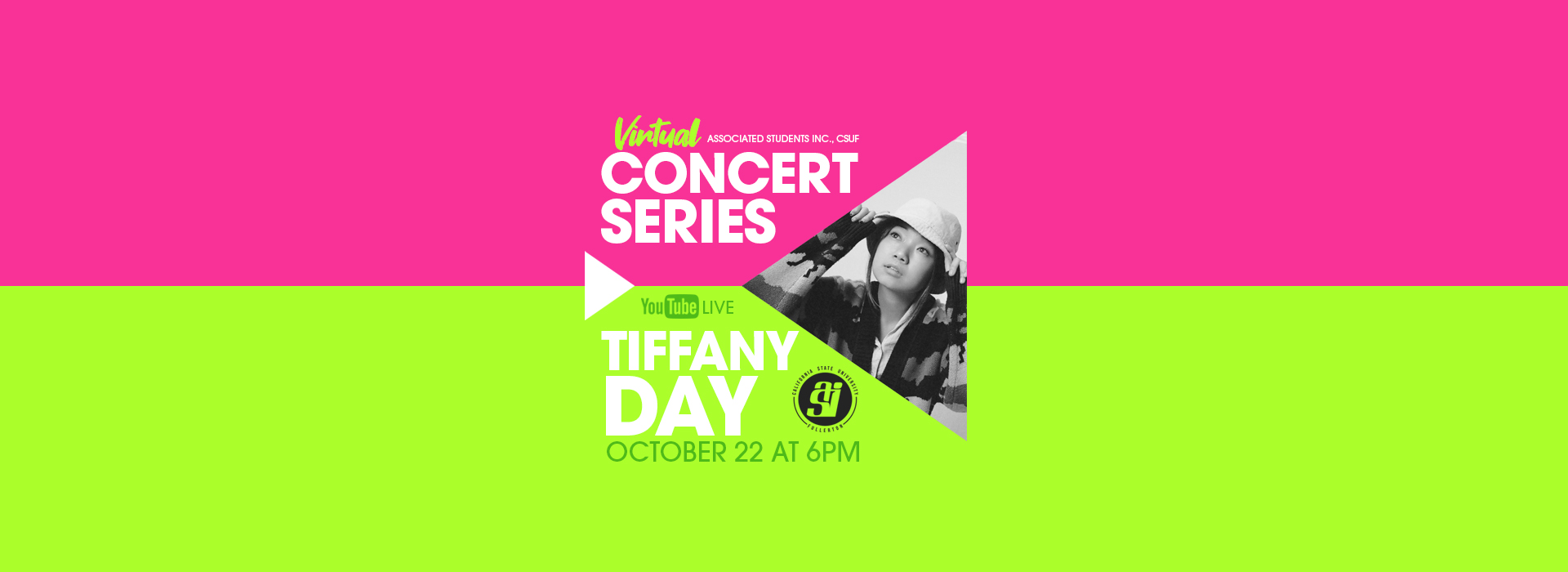 Virtual Concert Series Tiffany Day