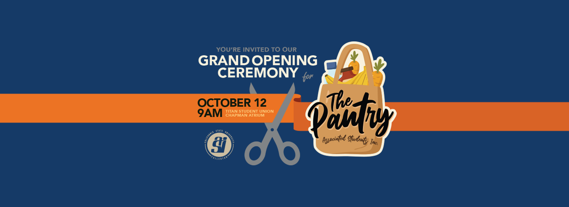 The Pantry Grand Opening